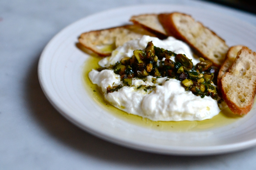 A16 Rockridge Burrata