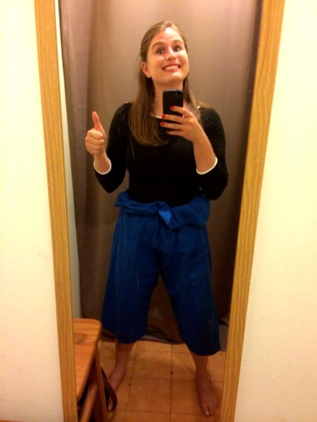 Hot new pants