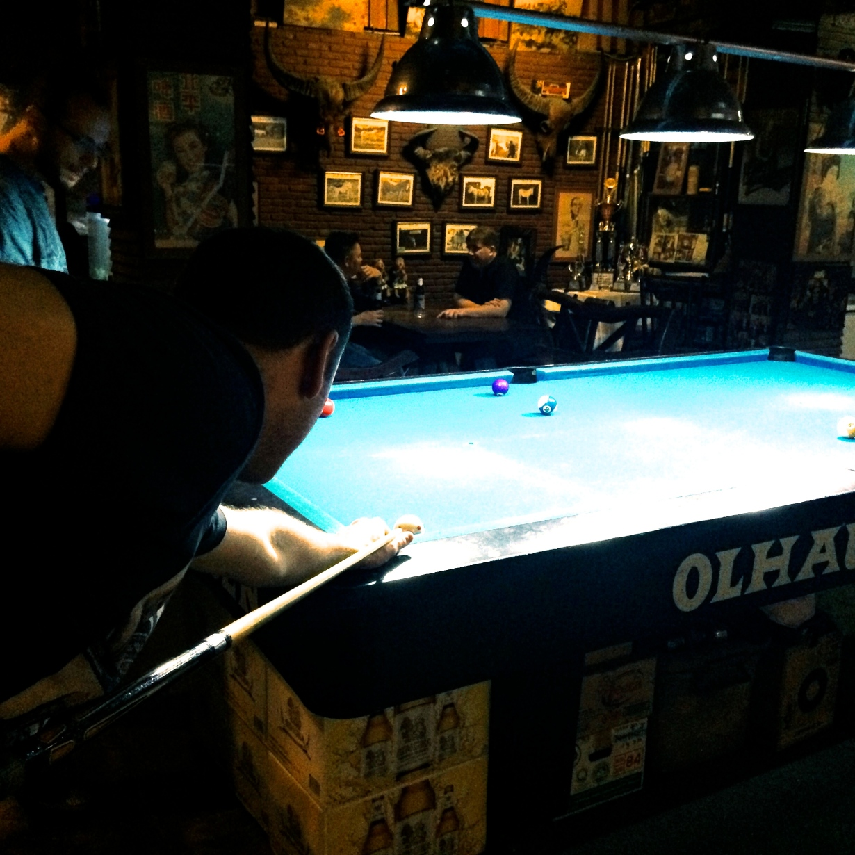 Pool in Patpong
