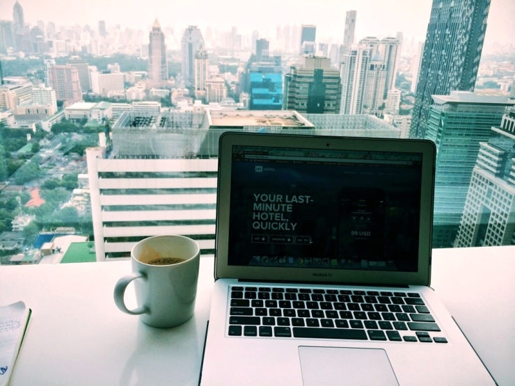Work with a view