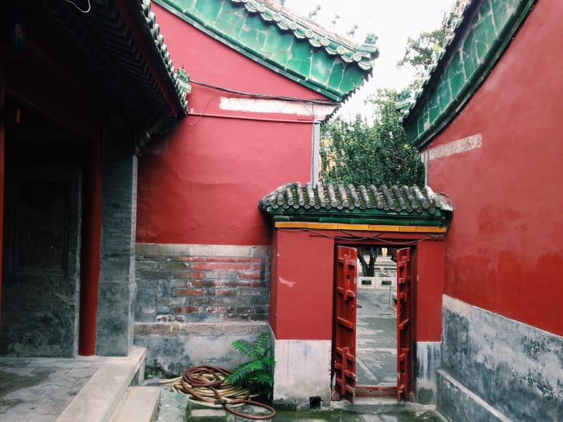 Beijing blitz