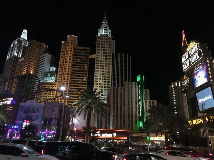 Vegas, what fun!