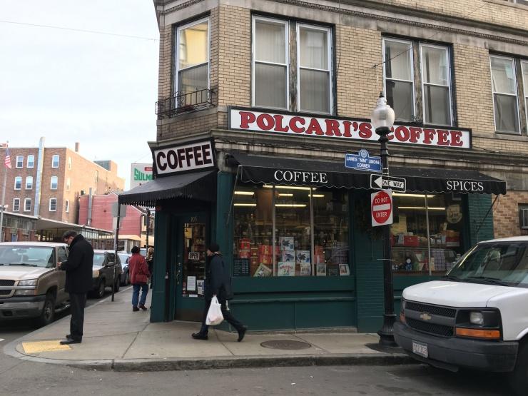 Boston - where no one calls it Beantown
